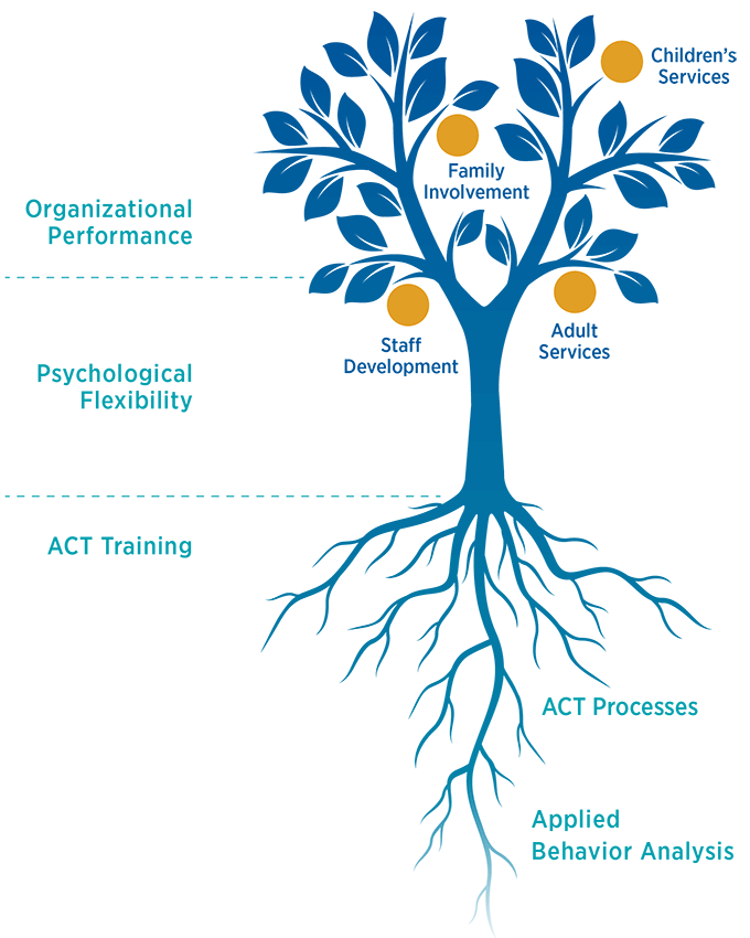 Plea Agency - ACT Institute - Pittsburgh PA - Fruits Diagram