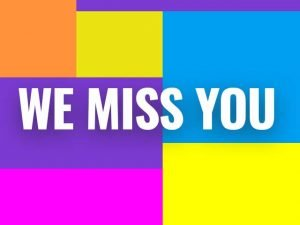 We Miss You Video Message - Plea Agency - Pittsburgh PA - Employment - Autism Behavioral Assistance