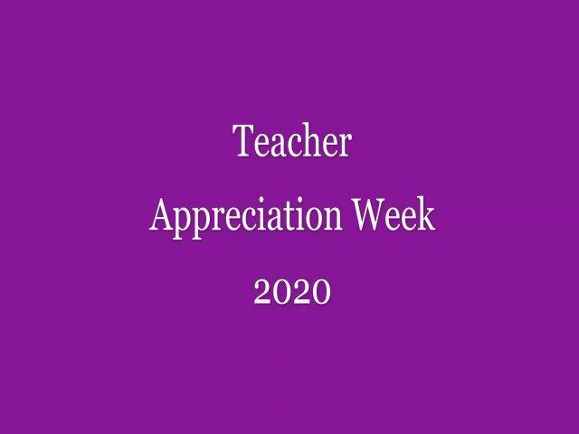 Teacher Appreciation week - PLEA AGENCY Pittsburgh Autism school